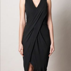 Helmet Lang Helix Dress - PS - Retails for $450